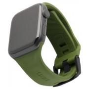 Apple Urban Armor Gear Scout Apple Watch 44MM / 42MM Bandje Olive