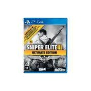 Game Sniper Elite 3: Ultimate Edition - PS4