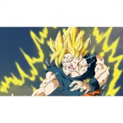goku fired up sticker poster|dragon ball z poster|anime poster|size:12x18 inch|multicolor