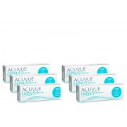 Acuvue contactlenzen Acuvue Oasys 1-Day with HydraLuxe (180 lenzen)