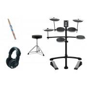 Roland TD-1K V-Drum Set Bundle Conjuntos de bateria eletrónica