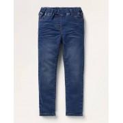 Mini Legging en jean taillé pour l'aventure MDN Fille Boden, Vintage - 6a