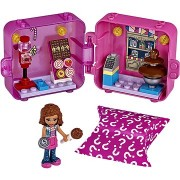 LEGO Friends 41407 Olivia shopping dobozkája