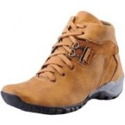 Belleza DLS DLS Tan casual party wear boots shoes for men's Party Wear For Men (Tan) For Men (Brown) Casuals For Men(Tan)
