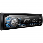 Autoestereo Pioneer Mvh-X375bt Bluetooth Iphone Ipod Usb Desmontable
