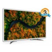 "Tesla TV 24S307WH 24"" TV LED slim DLED DVB-T2/C/S2 HD Ready White"