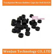 YOTON Computer Cables Juego de 5 Tapones de Goma para Mouse DELL E6420, Color Negro, 100 Piezas