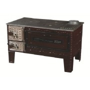 Soba cu lemne Zilan ZLN 5655
