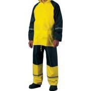 Jólláthatósági orkánruha sárga XXL