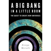 A Big Bang in a Little Room: The Quest to Create New Universes, Hardcover