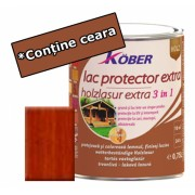 Lac protector Extra 3 in 1 cires 2,5 l Kober,