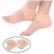 Silicone Gel Heel Socks for Dry Hard Cracked Heel Repair Pad Swelling Pain Relief Cushion Support Foot Care Ankle