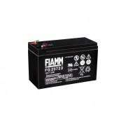 Fiamm FG20722 - Acumulator cu plumb 12V/7,2Ah/faston 6,3mm