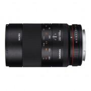 Obiectiv samyang 100mm f / 2.8 ED UMC Sony E (F1112306101)