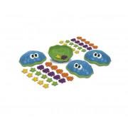 Joc matematic Scoici de mare Learning Resources, 40 mini-figurine crab, 6 ani+
