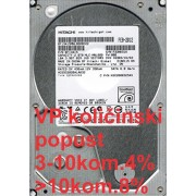 "HDD 3.5"" ** 2TB HUS724020ALA640 Hitachi 7200RPM 64MB SATA3"