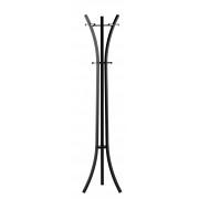 Cuier metalic ALCO Design, 178/55cm, cu 9 agatatori metalice - alb