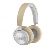B & O BeoPlay H9i Premium Wireless Bluetooth Over-Ear Headphones with Active Noise Cancellation - Natural