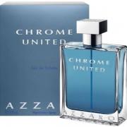 Azzaro Chrome United EDT 200ml за Мъже