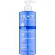 Uriage 1érs Soins Bébés хидратиращо мляко за тяло и лице за деца от раждането им 500 мл.