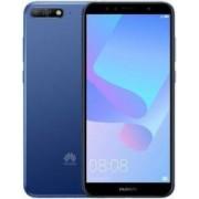 Telefon mobil Huawei Y6 2018 16GB Dual Sim 4G Blue