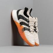 adidas Sobakov Boost Core White/ Core Black/ Clear Ochre