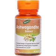 Shrey's Ashwagandha (Withania Somnifera) 500 mg 60 Capsules