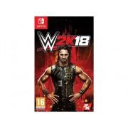 TAKE 2 Nintendo Switch WWE 2K18