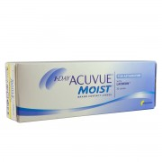 1 Day Acuvue Moist for Astigmatism Tageslinsen ACUVUE 30 Linsen