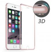 hat- principe 3D 0.2mm protector de pantalla completa 9H para IPHONE 6 / 6S - rosa