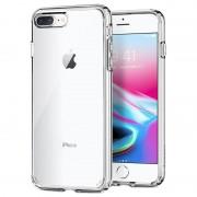 Capa Spigen Ultra Hybrid 2 para iPhone 7 Plus / 8 Plus - Cristal Transparente