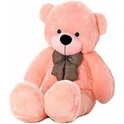 Teddy Bear Birthday Gift for Girlfriend/Wife Happy Birthday Teddy Soft Toy 5 feet Pink 152 cm
