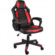 Scaun pentru gaming Genesis Nitro 370 black-red