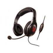 Creative Auriculares Gaming Con cable CREATIVE Sound Blaster Creative (Con Micrófono)