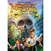LucasArts The Secret of Monkey Island (Special Edition) Steam Key GLOBAL
