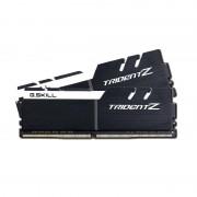 DDR4 16GB (2x8GB), DDR4 3200, CL16, DIMM 288-pin, G.Skill Trident Z F4-3200C16D-16GTZKW, 36mj