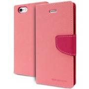 Mercury Pouzdro / kryt pro Apple iPhone 6 / 6S - Mercury, Fancy Diary Pink/Hotpink