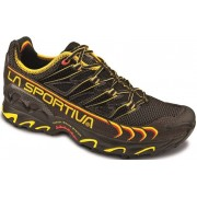 La Sportiva Ultra Raptor - scarpe trail running - uomo - Black/Yellow