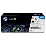 HP Q3960A Lézertoner ColorLaserJet 2550, 2800, 2820 nyomtatókhoz, HP 122A fekete, 5k Eredeti kellékanyag