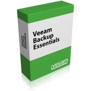 Veeam 4 additional years of Basic maintenance prepaid for Veeam Backup Essentials Standard 2 socket bundle - Prepaid Maintenance