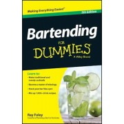 Bartending for Dummies, Paperback