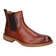 Pantofola d'Oro Pizzoli Chelsea Cognac Boots