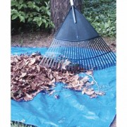 Dize Blue Poly Tarp - 40ft. x 40ft., Model PT4040