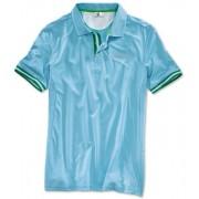 Tricou Polo GolfSport Aqua BMW, m