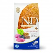 N&D Low Grain Dog Farmina N&D Low Grain Adult Mini Agnello e Mirtillo - 2,5 kg