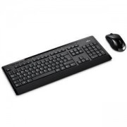 Безжична клавиатура и мишка Fujitsu LX901, USB, FUJ-KEY-LX901