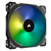 Ventilator 140 mm Corsair ML140 PRO RGB LED PWM Premium Magnetic Levitation