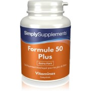 Simply Supplements Formule 50 Plus Extra Fort - 360 Comprimés
