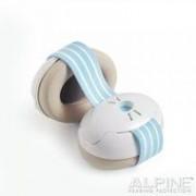 Alpine Muffy Baby oorkappen - blauw - Alpine