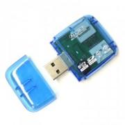 USB čtečka paměťových karet